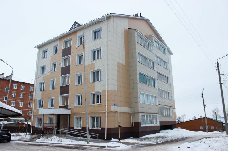 25 квартирный жилой дом по ул.Вахитова, 92 в г.Чистополь