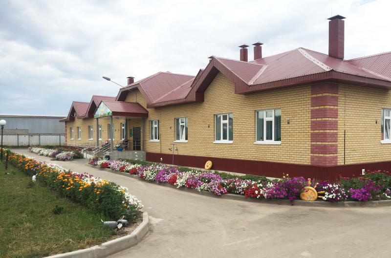 Детский сад на 50 мест в с.Кошар Атнинского муниципального района