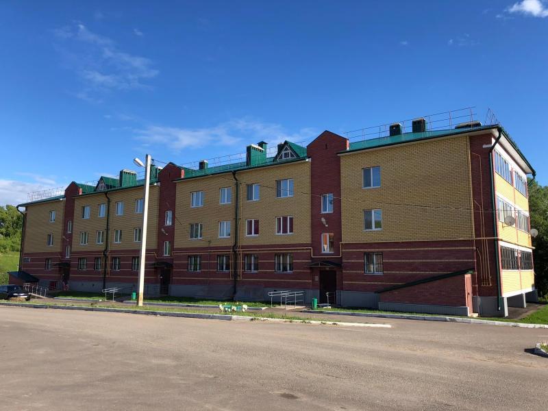 27 квартирный жилой дом по ул.Строителей, поз.1 в селе Дубъязы