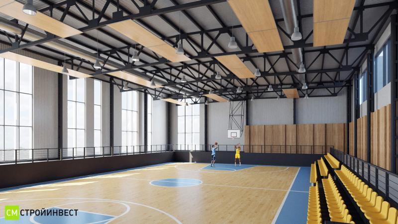 Разработали эскизный проект реконструкции Культурно-спортивного комплекса