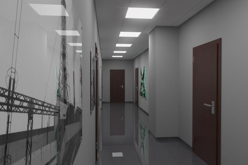Ремонт здания центрального офисаОАО «ТГК-16»