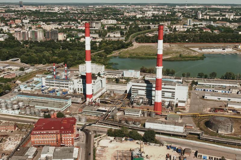 Капитальный ремонт Казанской ТЭЦ-1