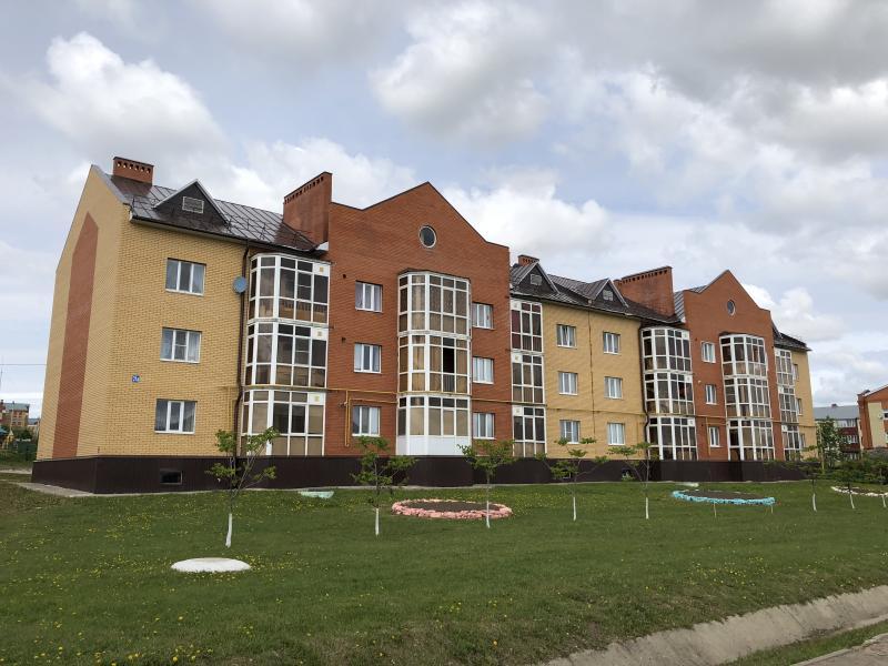 36 квартирный жилой дом по ул.Банковская,31А в г.Арск