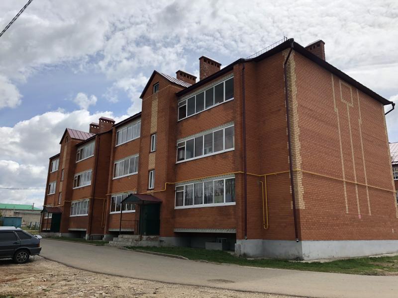 24 квартирный жилой дом по ул.40 лет Победы,1А в г.Арск