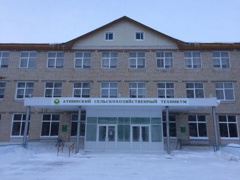 Капитальный ремонт Атнинского сельскохозяйственного техникума им. Г.Тукая