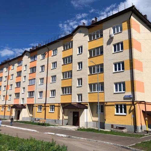 60 квартирный жилой дом по ул.Вахитова,127А в г.Чистополь