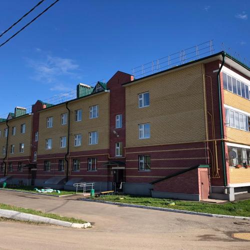 27 квартирный жилой дом по ул.Строителей, поз.2 в селе Дубъязы