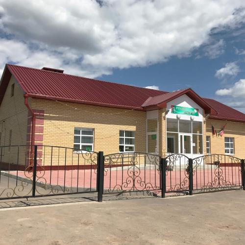 Сельский клуб в селе Кошар Атнинского муниципального района