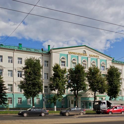 Казанский Кооперативный Институт по ул.Николая Ершова,58
