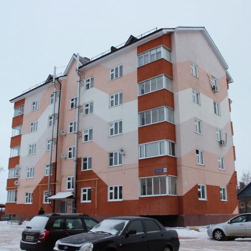 25 квартирный жилой дом по ул.Мебельная,10 в г.Чистополь