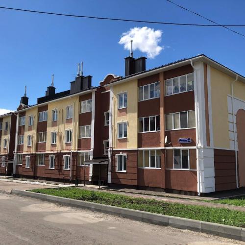 36 квартирный жилой дом по ул.Нариманова,74Б в г.Чистополь