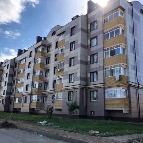 60 квартирный жилой дом по ул.Шамсутдинова,10 в г.Чистополь