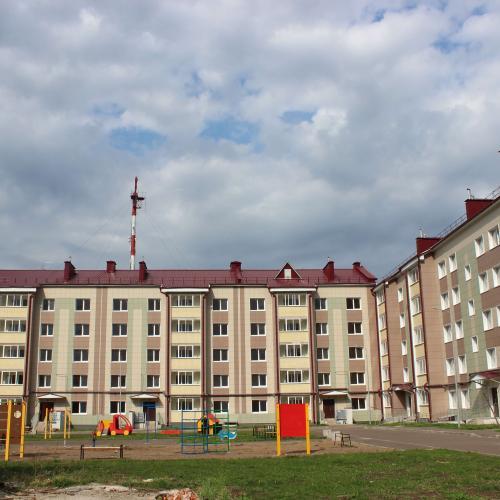 104 квартирный жилой дом по ул.Энгельса,183 в г.Чистополь