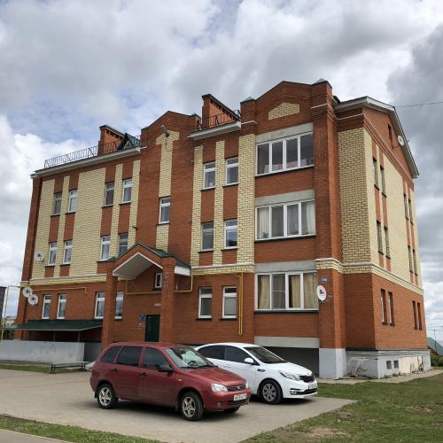 12 квартирный жилой дом по ул.Вагизовых,4А в г.Арск