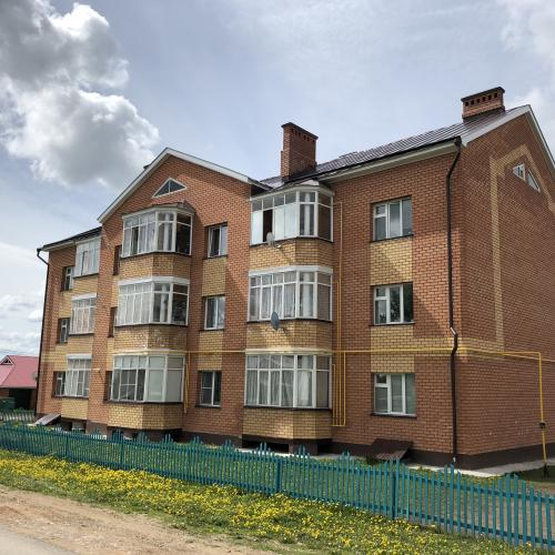 5 квартирный жилой дом по ул.Школьная,54 в г.Арск