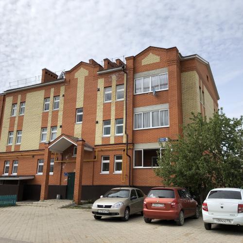 12 квартирный жилой дом по ул.Зайнуллина,13А в г.Арск