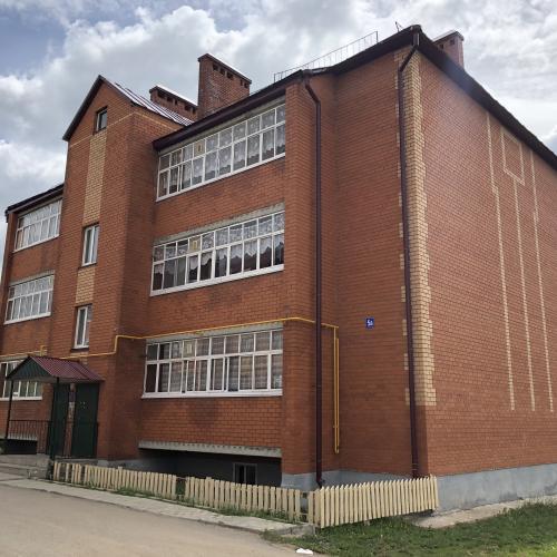 12 квартирный жилой дом по ул.40 лет Победы,5А в г.Арск